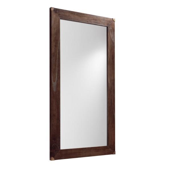 Miroir mural en bois d coration int rieure for Miroir mural en bois