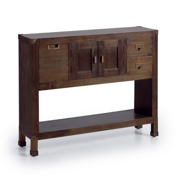 Console en bois pour entr e meuble entr e - Meuble console entree ...