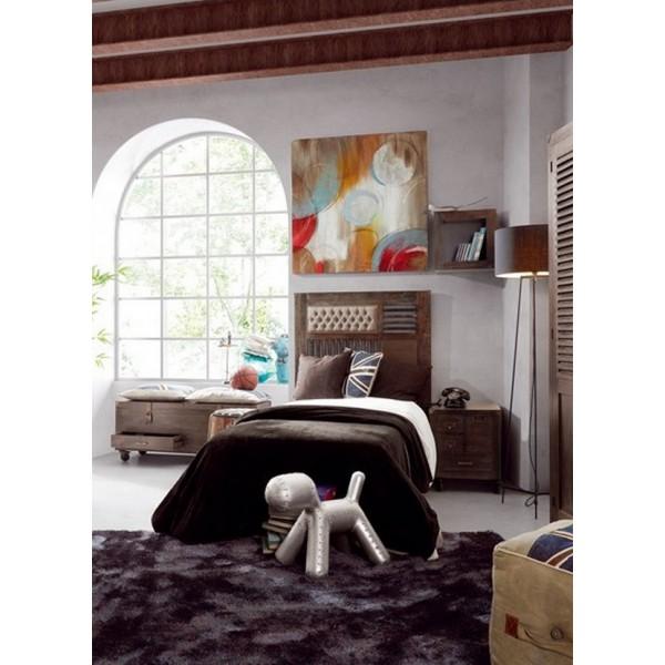 Etagere carr e etag re rangement bois - Etagere murale carree ...