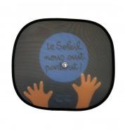 Pare soleil Loulou Zigoh (x2)