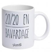 Mug Shaman Bavardage
