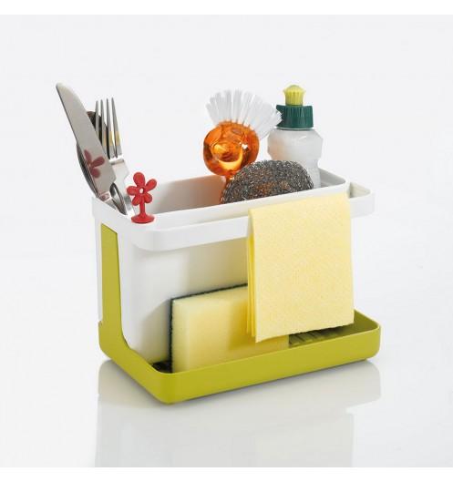Rangement vier porte ponge - Porte eponge et produit vaisselle ...