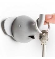 Accroché clé Elephant Qualy