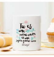 Mug une mère en or Mr Wonderful