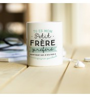 Mug café Petit frère Mr Wonderful
