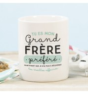 Mug original Grand frère Mr Wonderful