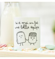 Mug Mr wonderful Belle équipe