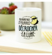 Mug Mr Wonderful Décrocher la lune