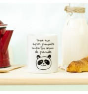 Mug Mr Wonderful panda