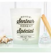 Bougie parfumée Moment spécial Tea