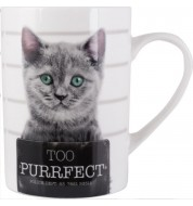 Mug original chat Purfect Creativetops