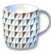 Mug graphique Diamond