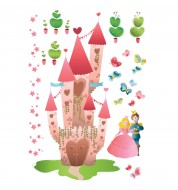 Sticker enfant Princesse Sissi