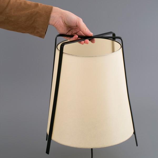 lampe poser faro lampe de salon originale. Black Bedroom Furniture Sets. Home Design Ideas