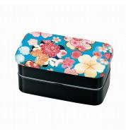 Bento box Sakura bleu (500ml)