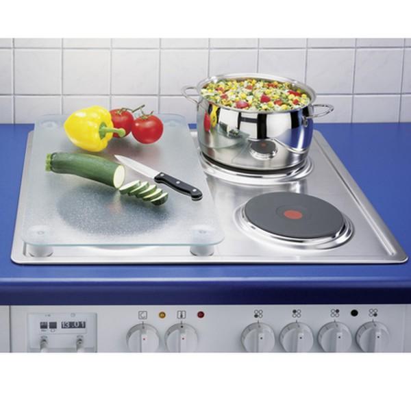 Protege plaque couvre plaque transparent - Plaque protection cuisine ...