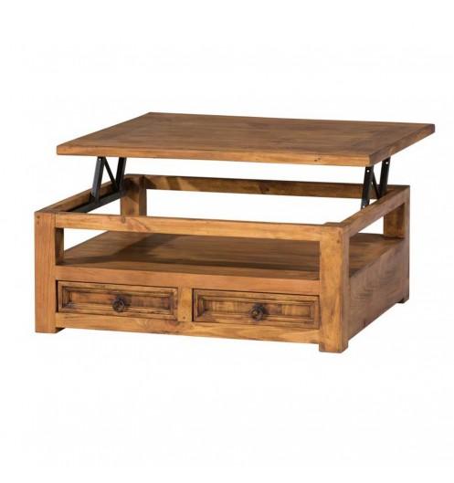 Table Basse Relevable Bois Myoc
