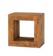 Console cube pin massif Myoc