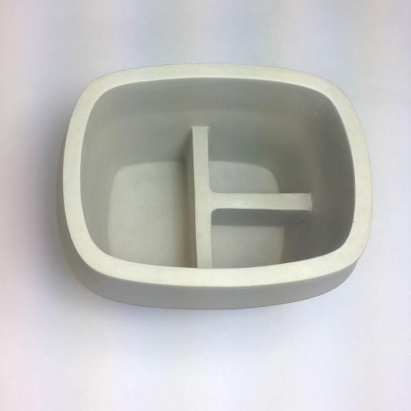 Porte brosse dents roca beige accessoires salle de - Porte brosse a dents ...