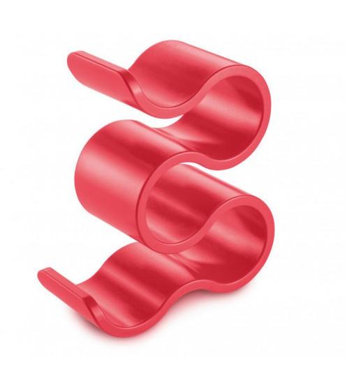 range bouteille rouge framboise boa koziol. Black Bedroom Furniture Sets. Home Design Ideas