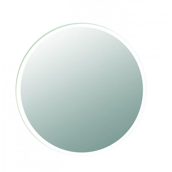 Miroir salle de bain rond r tro clairage for Miroir rond salle de bain