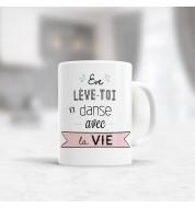 Mug céramique humeur dynamique want it