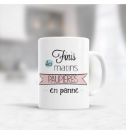Mug céramique humeur optimiste want it