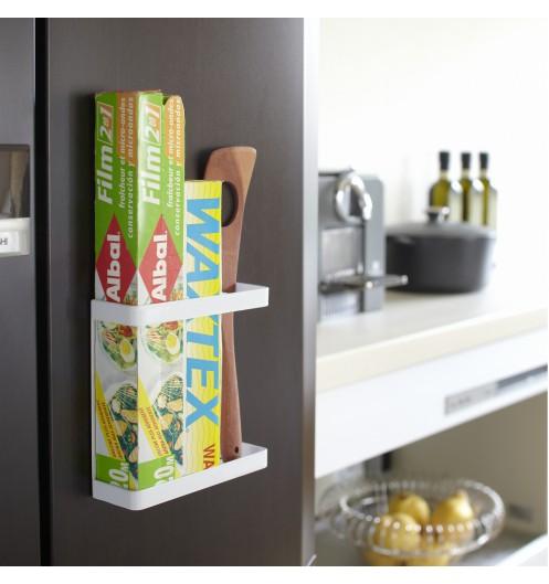 Etag re porte rouleau mag ntique rangement sopalin film - Etagere alimentaire rangement ...