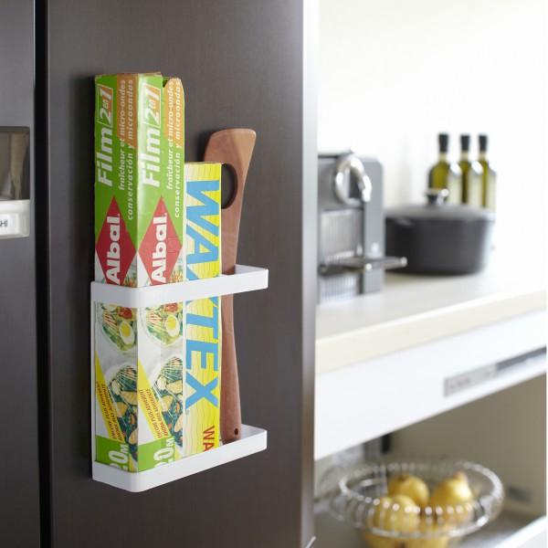 etag re porte rouleau mag ntique rangement sopalin film alimentaire. Black Bedroom Furniture Sets. Home Design Ideas