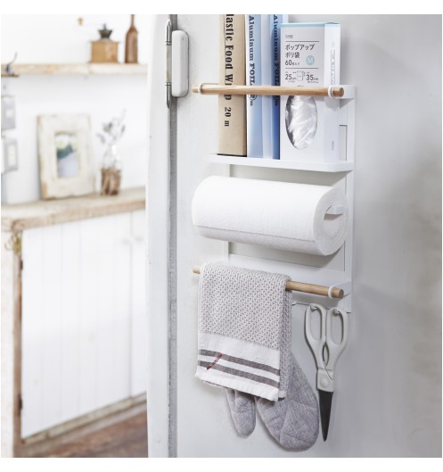 etag re de magn tique yamazaki porte sopalin et range pices. Black Bedroom Furniture Sets. Home Design Ideas
