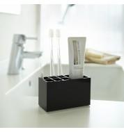 Porte brosse à dents noir Mist Yamazaki