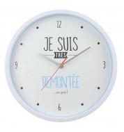 Horloge murale Remontée