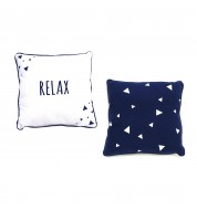 Coussin carré Relax