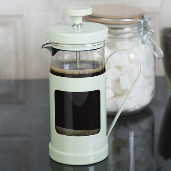 cafeti re piston verte accessoires pour le caf. Black Bedroom Furniture Sets. Home Design Ideas