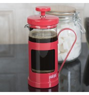 Cafetière à piston rouge la cafetière (350ml)