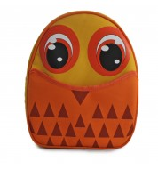 Sac a dos isotherme enfant Hibou Orange