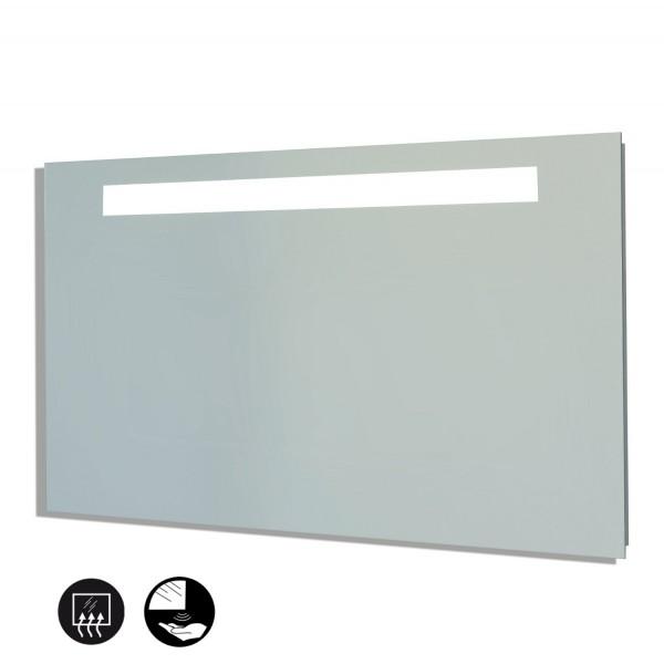 Miroir lumineux salle de bain gamme reflet sens - Miroir lumineux 100 cm ...