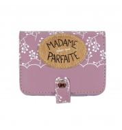 Porte carte Madame Parfaite DLP