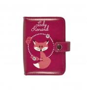 Porte cartes Lady renard DLP