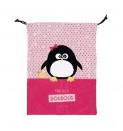 Sac à doudou Pingouin DLP