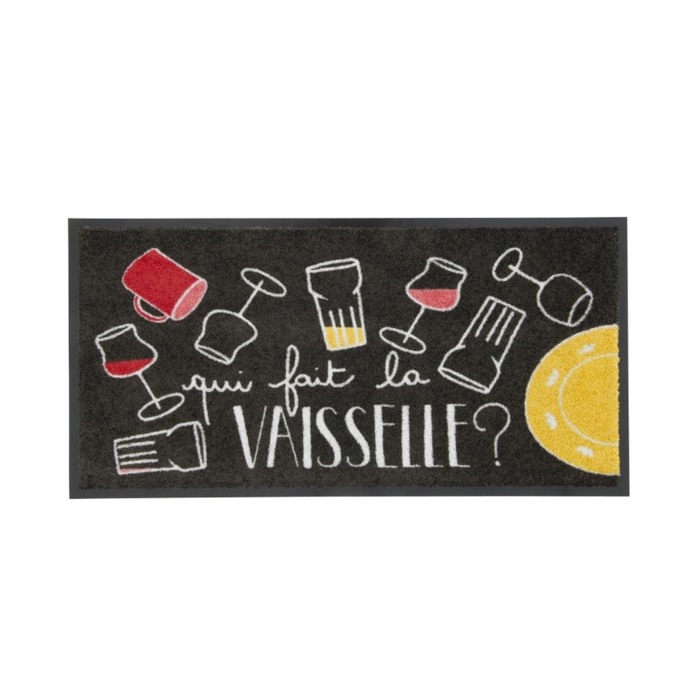 Interesting tapis de cuisine vaisselle dlp with tapis cuisine design for Tapis cuisine alinea