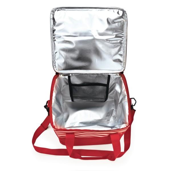 sac isotherme repas 17l lunchbag isotherme iris rouge. Black Bedroom Furniture Sets. Home Design Ideas
