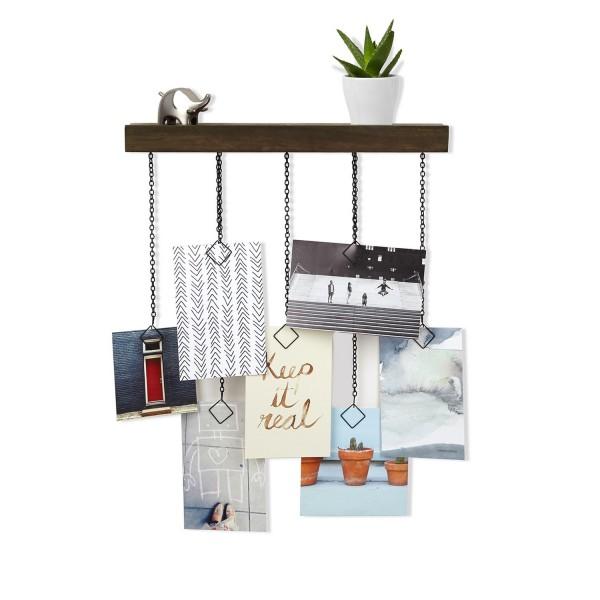 porte photo original etag re vide poche pour entr e. Black Bedroom Furniture Sets. Home Design Ideas