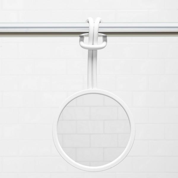 miroir de douche salle de bain miroir design flexible. Black Bedroom Furniture Sets. Home Design Ideas
