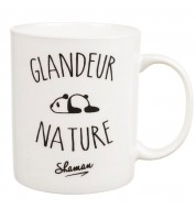 Mug original Shaman Glandeur nature
