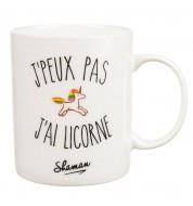 Mug original Shaman Licorne
