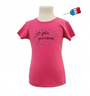 Tee shirt enfant Princesse