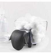 Boite à coton Mouton Noir