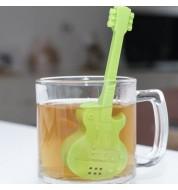Infuseur à thé guitare