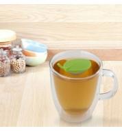 Infuseur à thé feuille flottante
